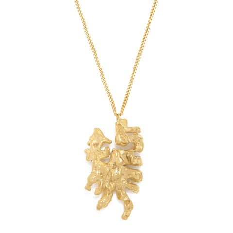 Dragon Chinese Zodiac Necklace