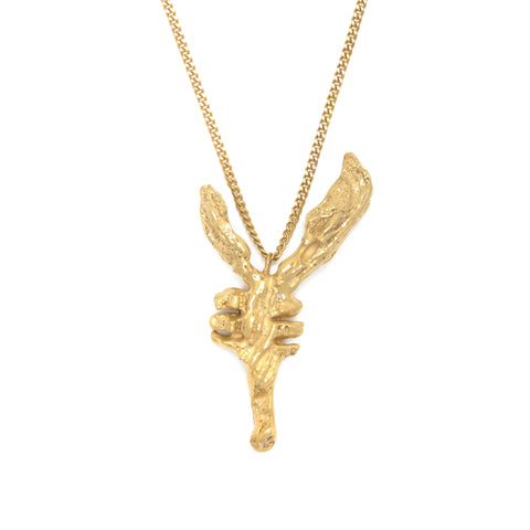 Goat Chinese Zodiac Necklace