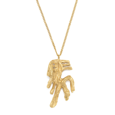 Horse Chinese Zodiac Necklace