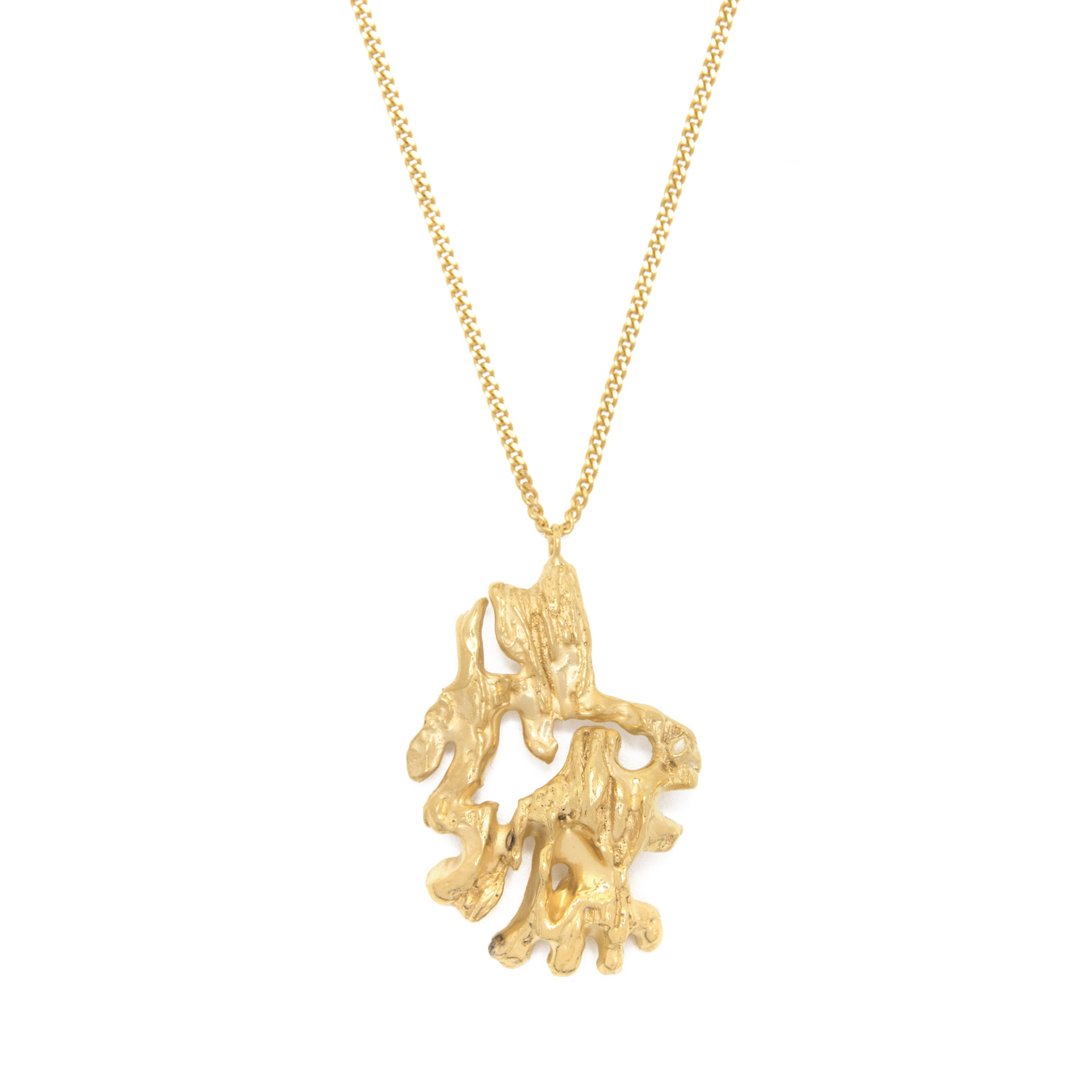 Monkey Chinese Zodiac Necklace
