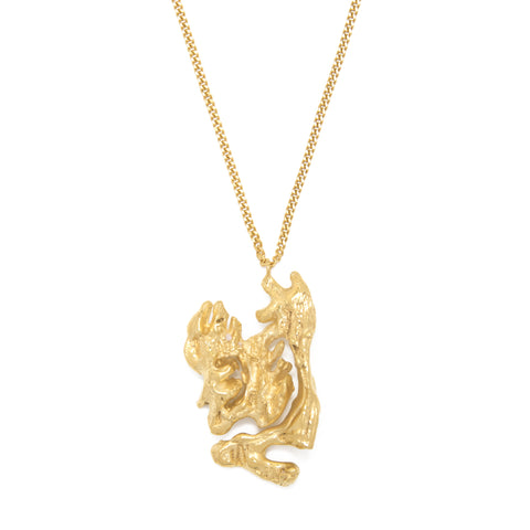 Rat Chinese Zodiac Necklace