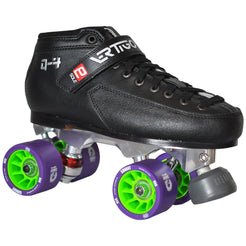 Q4 Viper Alloy Quad Skate Package