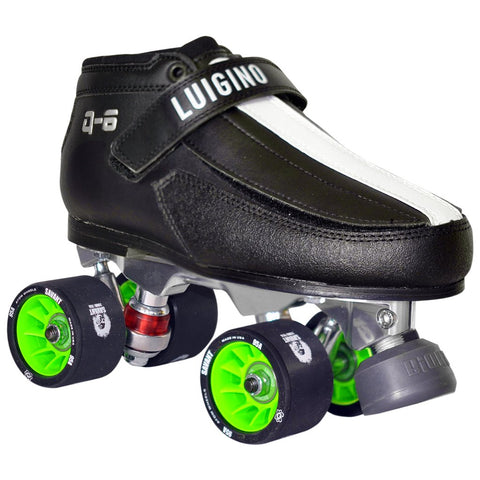 Luigino Q6 with Viper Alloy Quad Skate Package