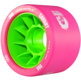 atom savant 88a pink quad skate wheel