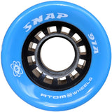 Atom Snap Quad Wheel blue