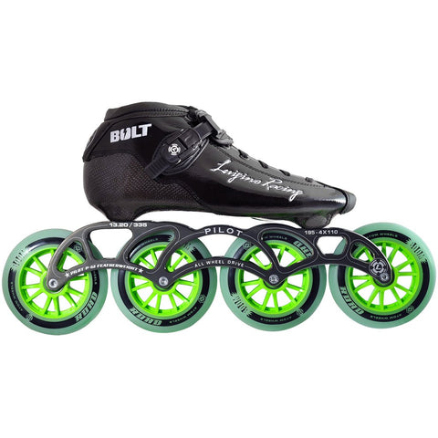 Luigino Bolt Pro inline skate package available @ Atom Skates