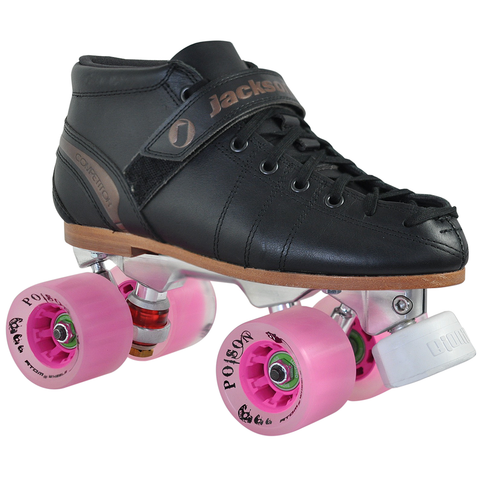 Jackson Competitor Falcon Quad Skate Package available @ Atom Skates