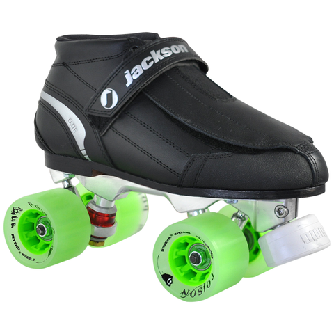 Jackson Elite Falcon Quad Skate Package available @ Atom Skates