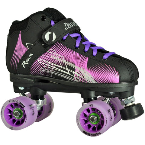 Rave Derby Quad Skate Package available @ Atom Skates