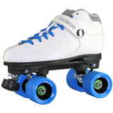 White Vibe Rink Quad Skate Package