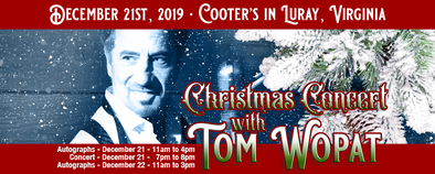 Christmas Concert with Tom Wopat