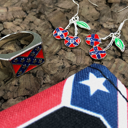 Confederate Wallet / Jewelry