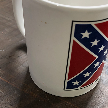 Confederate Mugs