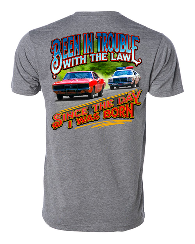 Cooter's Been In Trouble With The Law T-Shirt