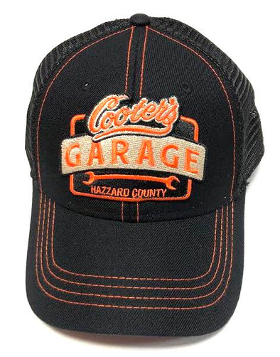 Cooter's Garage Arch Patch Trucker Hat