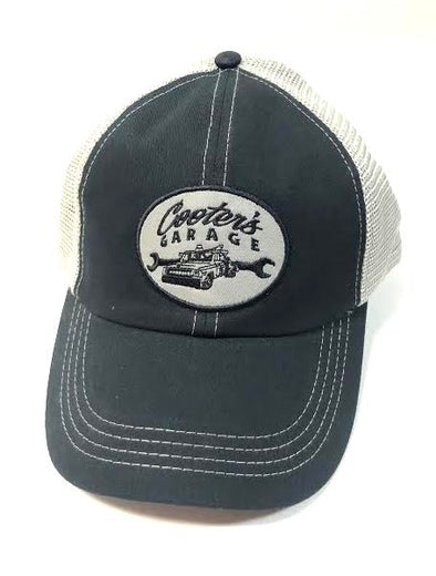 2XL Cooter's Tow Truck Wrench Trucker Hat