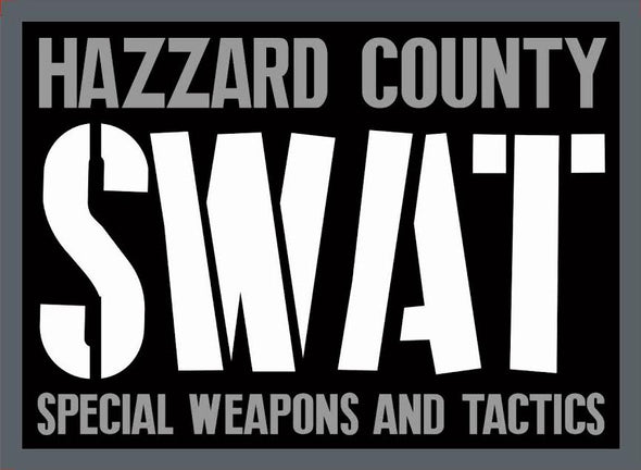 Hazzard County SWAT Patch