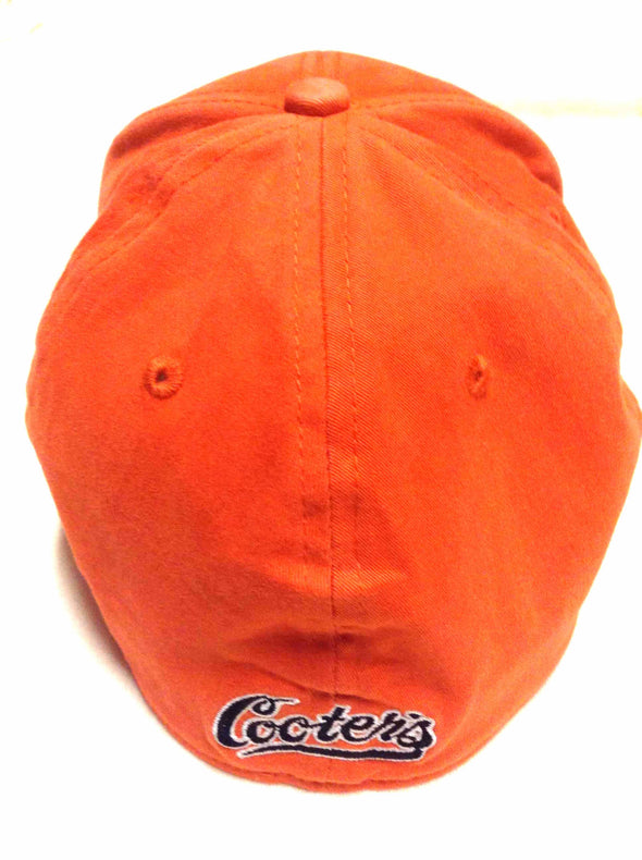 Cooter's Orange 01 Fitted Hat
