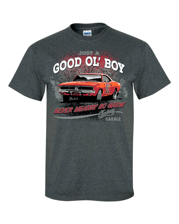 Cooter's  Good Ol' Boy, Never Meaning No Harm  T-Shirt