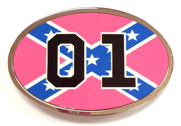 01 Rebel Belt Buckle
