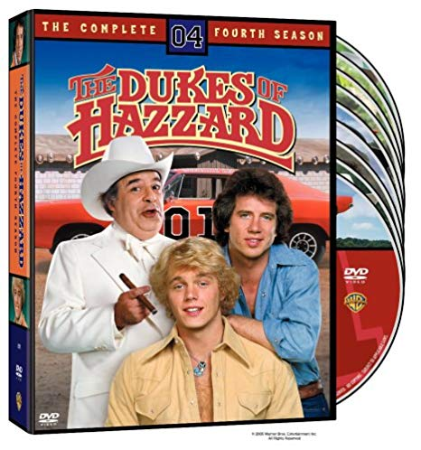 """Dukes of Hazzard"" Season FOUR DVD Set"