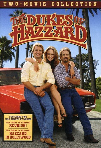 The Dukes of Hazzard: 2 Reunion Movie Collection DVD