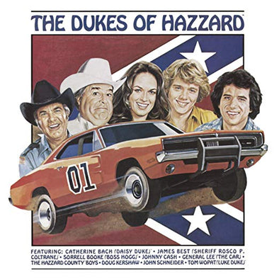 The Dukes Of Hazzard Soundtrack CD