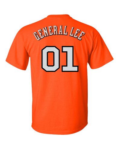 Youth Cooter's 01 General Lee T-Shirt