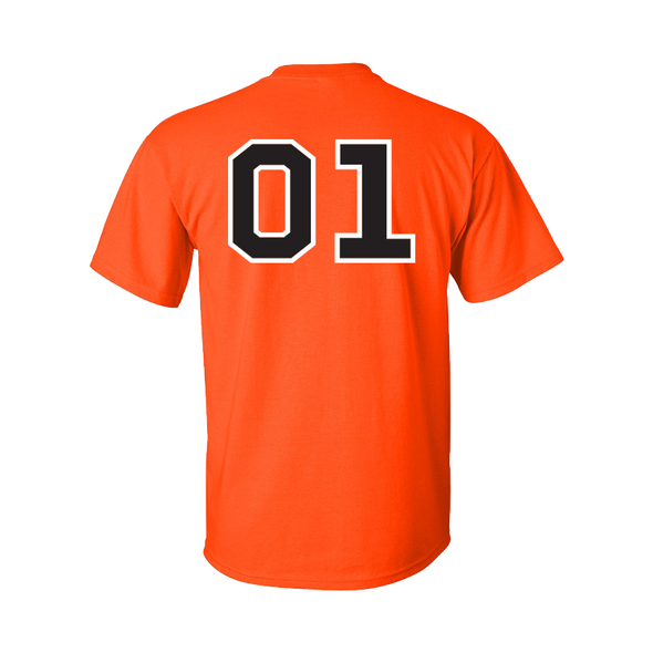Cooter's Orange 01 T-Shirt