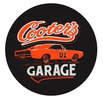 Cooter's Garage Hockey Puck