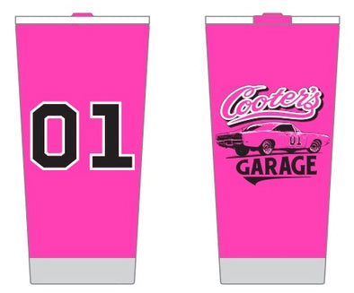 Cooter's Garage General Lee Double Insulated Tumbler 20oz