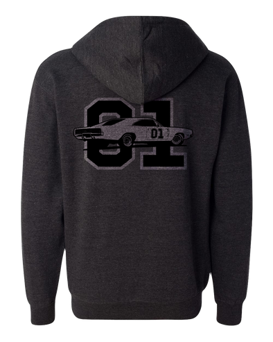 Cooter's GL 01 Hooded Pullover Sweatshirt