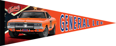Cooter's Garage General Lee Pennant