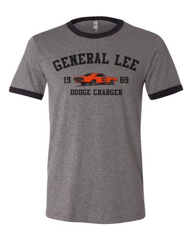 Cooter's 69 General Lee Ringer Tee