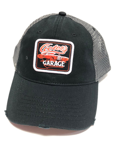 Cooter's Garage Classic Trucker Hat