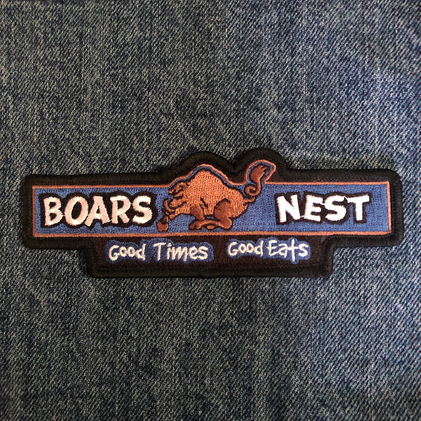 Boars Nest Patch