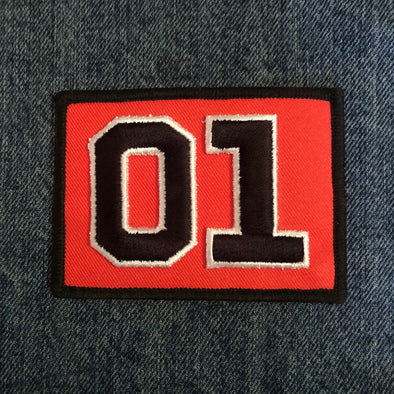 Orange 01 Patch