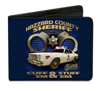 Hazzard County Sheriff Wallet
