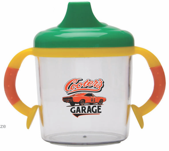 Cooter's Garage Sippy Cup