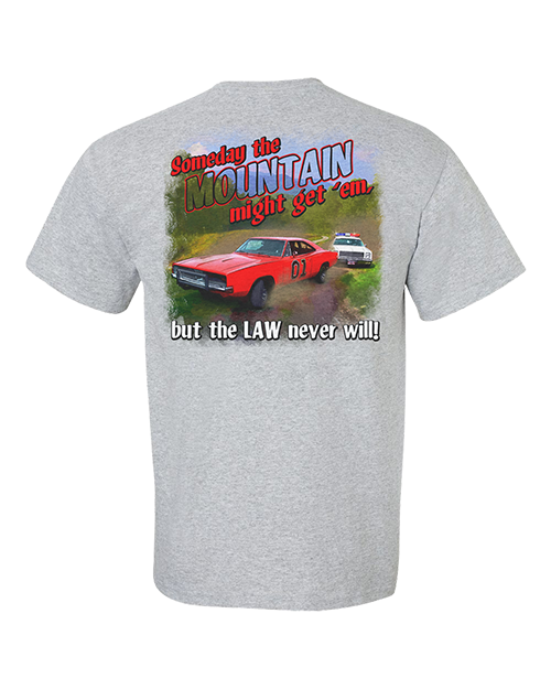 Cooter's Mountain Might Get 'em T-Shirt