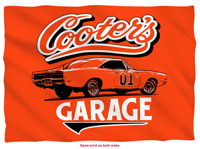 Cooter's Garage Classic Pillow Case