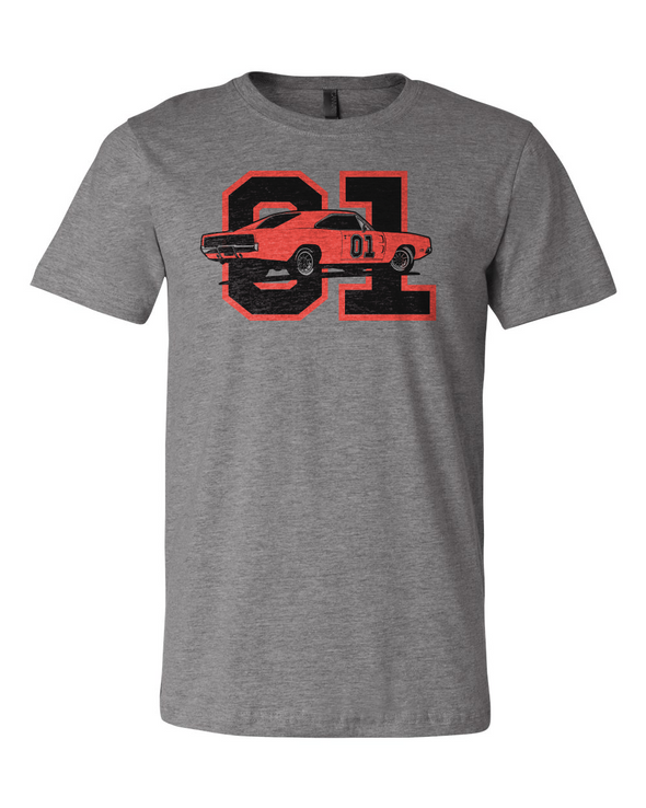 Cooter's General Lee 01 T-Shirt