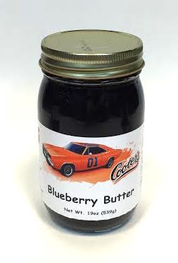 Sauces Cooter's Blueberry Butter