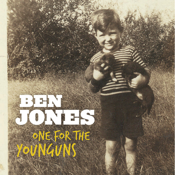 "Autographed Ben Jones CD ""ONE FOR THE YOUNGUNS"""
