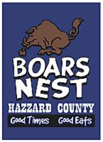 Magnet Boars Nest (blue)