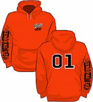 Youth Cooter's Orange 01 Hoodie