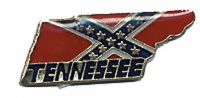 Tennessee Rebel Hat Pin