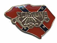South Carolina Confederate State Hat Pin