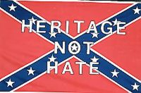 Heritage Not Hate - 3'X5' Confederate Flag Polyester