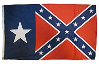 Texas  - 3'X5' Confederate Flag Polyester